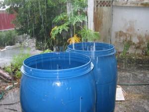 Rainwater-capture