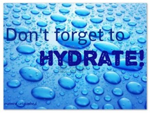 Hydrate-do-not-forget